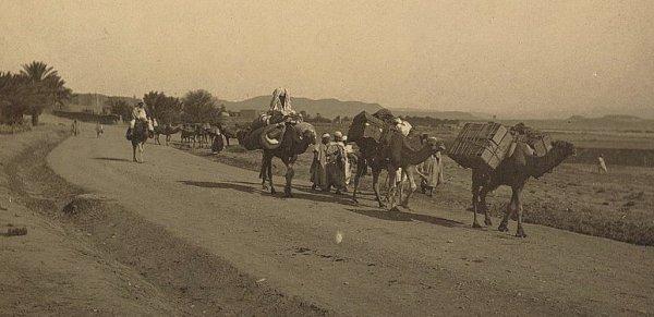 Le voyageur Algérien de l'ancienne époque ou El Moussafer ….Par Douar.