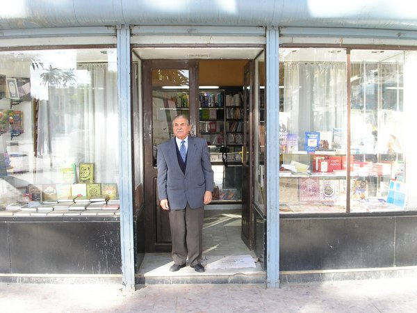 Sidi Bel Abbès : A  la librairie Meneau chez Oumata.