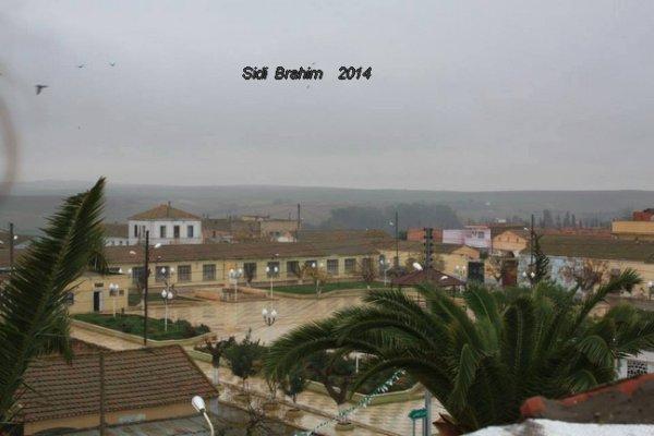 Sidi brahim : La place publique