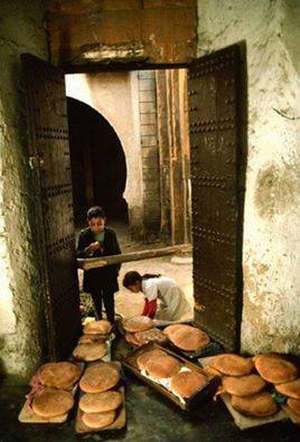 A Sidi Bel Abbés : Cayassone, Une rue qui me rappelle… Un Four.