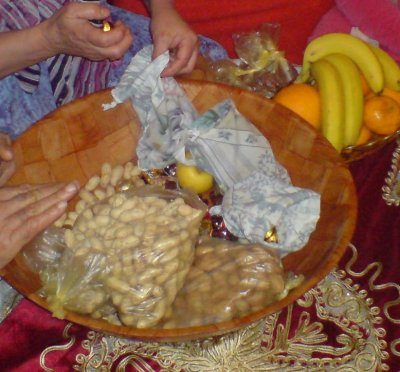 M'khalate. Cherchem , C'est comme ça qu'on faisait la fête d'Ennayer le 12 janvier ....par Douar.