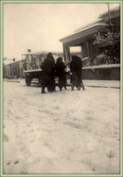 Il a neigé un certain hiver de 1967, à Sidi-Bel-Abbés / Par Hamid Ourred.
