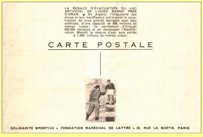 La Rosace d'évacuation du barrage de Sarno : un ouvrage hydraulique unique dans son genre.