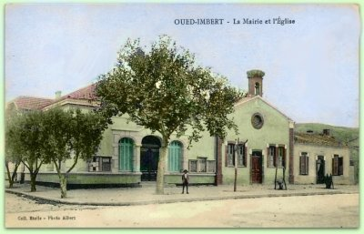 CARTES POSTALES ANCIENNES : Oued Imbert-Sfisef-Sidi Khaled.