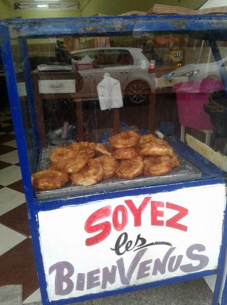 Sidi Bel Abbes : Les beignets à la « Tahtaha ».