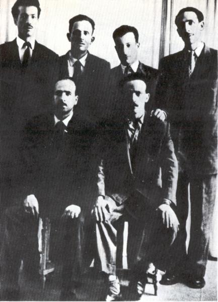 Les jeunes acteurs du Toussaint rouge 54.