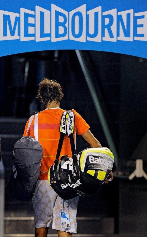 Grand Chelem - Open d'Australie / Quart de Finale