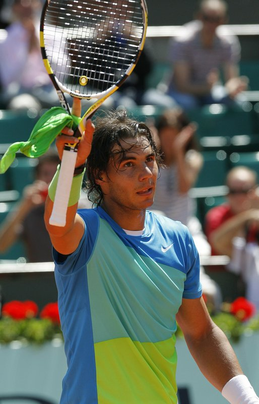 Grand Chelem - Roland Garros ₪ Deuxième Tour / Rafa vs Zeballos