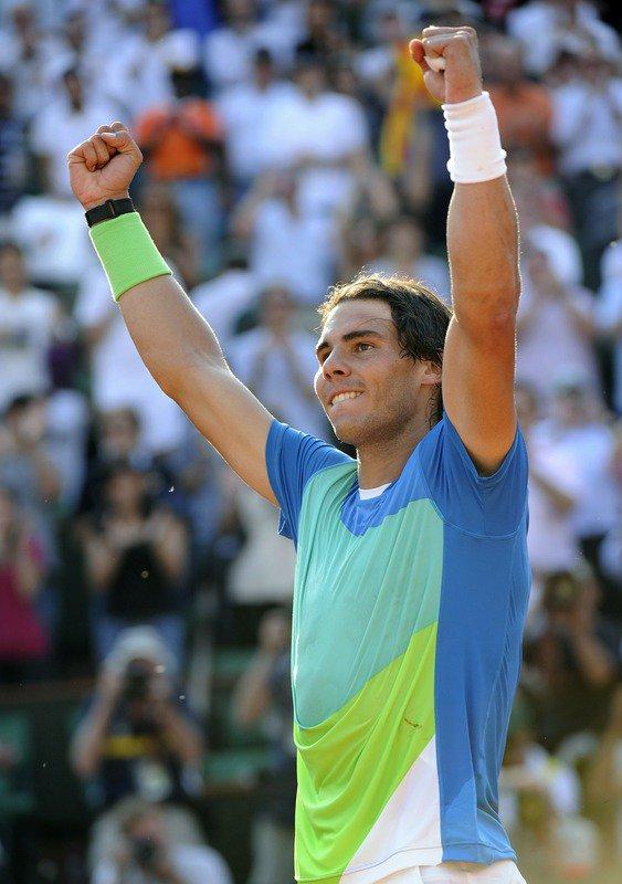Grand Chelem - Roland Garros ₪ Demi Finale / Rafa vs Melzer