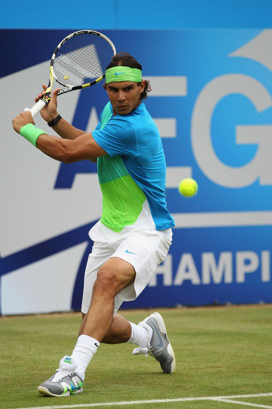 Masters 250 - Queen's ₪ Deuxième Tour / Rafa vs Daniel