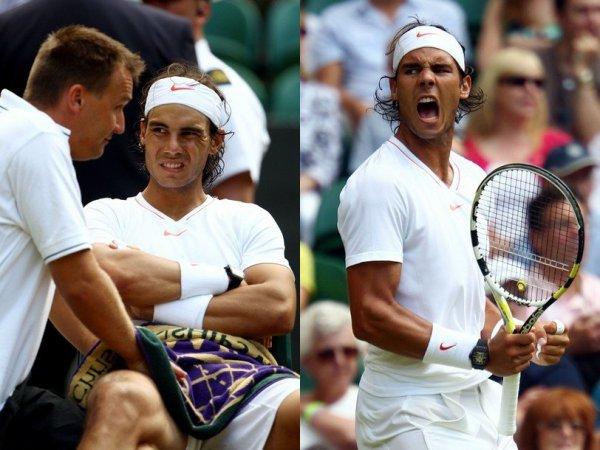 Grand Chelem - Wimbledon ₪ Troisième Tour / Rafa vs Petzschner