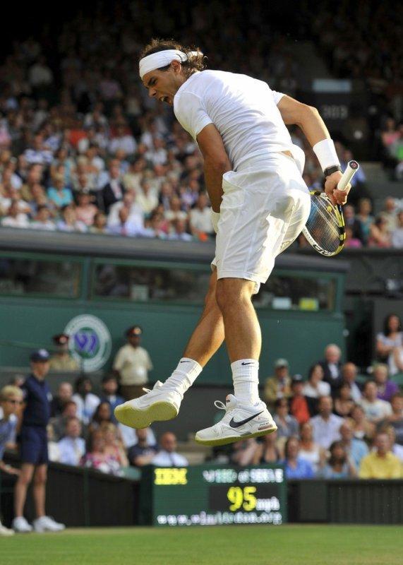 Grand Chelem - Wimbledon ₪ Deuxième Tour / Rafa vs Haase