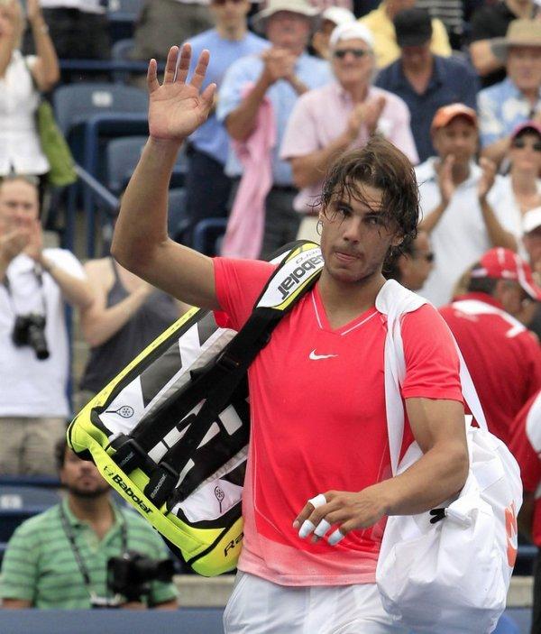 Masters 1000 - Toronto ₪ Demi Finale / Rafa vs Murray