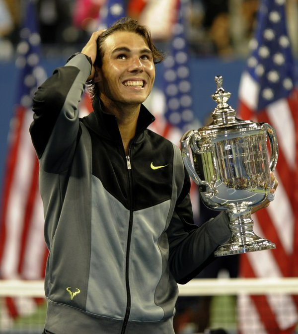 Grand Chelem - US Open ₪ Finale / Rafa vs Djokovic