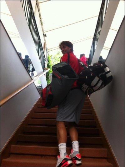 Grand Chelem - Roland Garros / Deuxième Tour (Interview)