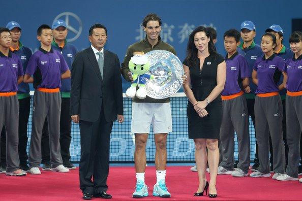 Masters 500 - Pékin / Finale