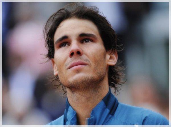Rafa de retour au tournoi de Madrid dans une dizaine de jours