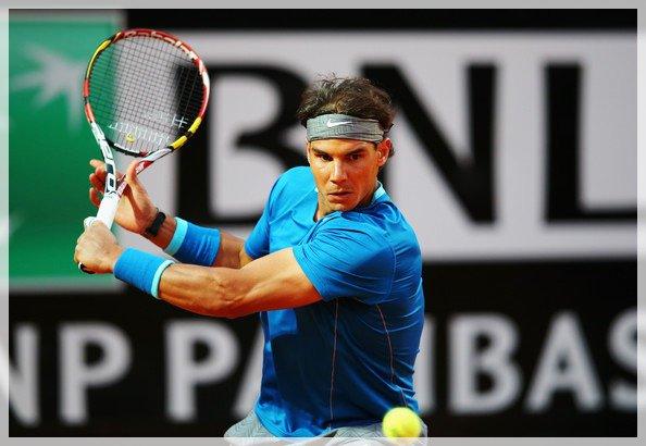 Masters 1000 - Rome / Deuxième Tour