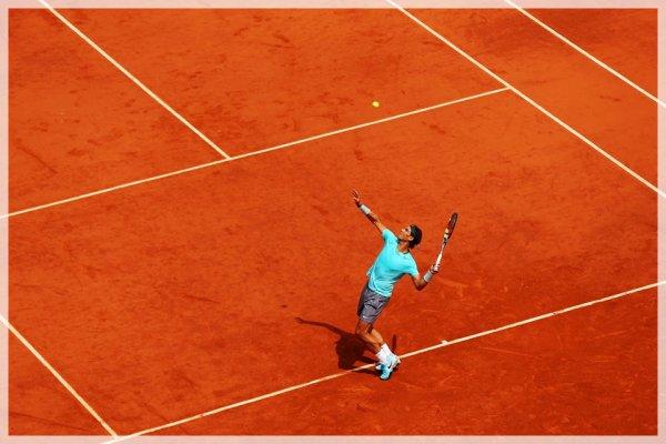 Grand Chelem - Roland Garros / Huitième de Finale