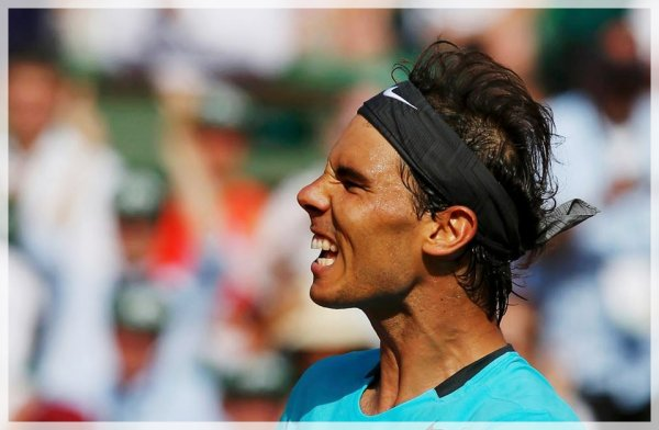 Grand Chelem - Roland Garros / Demi Finale
