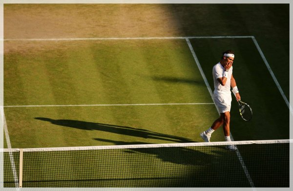 Grand Chelem - Wimbledon / Huitième de Finale