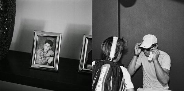 Portraits from Nadal / Mariano Herrera