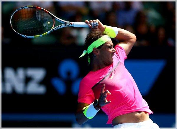 Grand Chelem - Australian Open / Premier Tour