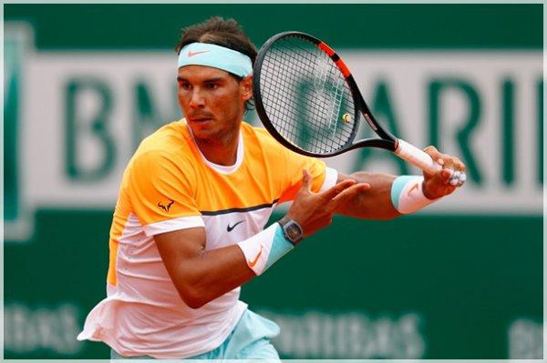 Masters 1000 - Monte-Carlo / Deuxième Tour