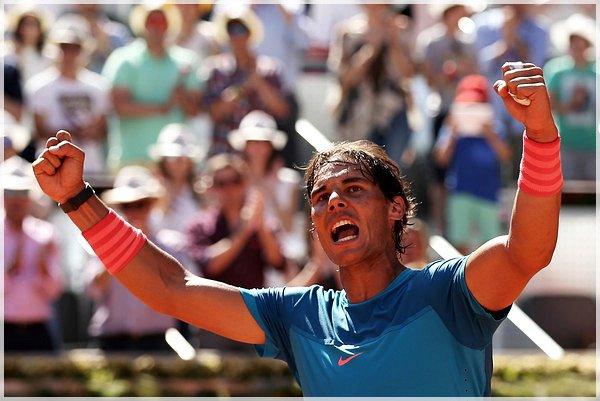 Masters 1000 - Madrid / Demi-Finale