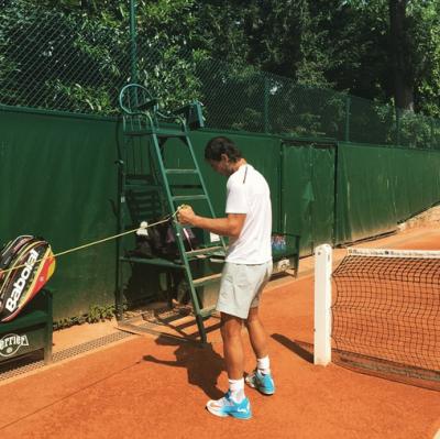 Roland Garros / 11