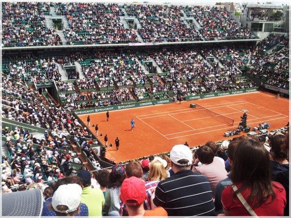 Grand Chelem - Roland Garros / Deuxième Tour