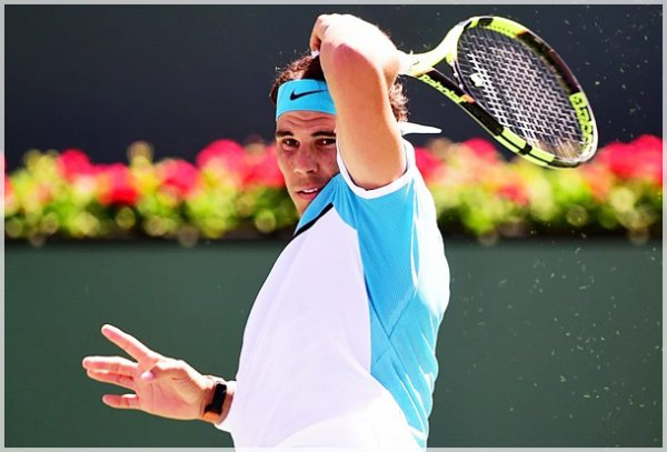 Masters 1000 - Indian Wells / Quart de Finale