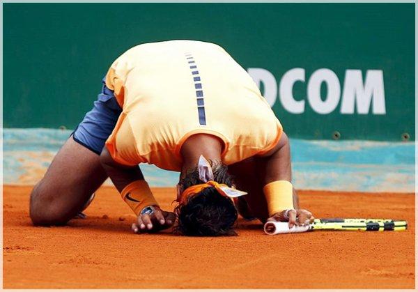 Masters 1000 - Monte-Carlo / Finale