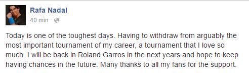 Roland Garros... A l'année prochaine / 02