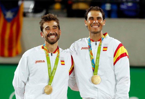 Jeux Olympiques Rio 2016 / Rafa et Marc champions olympiques