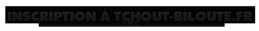 Les dernières nouveautés du site : Tchout-biloute.fr