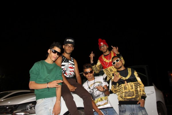 #with niggaz