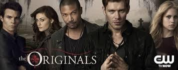 THE ORIGINALS (la série)