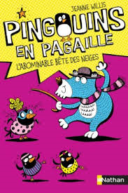 PINGUINS EN PAGAILLE