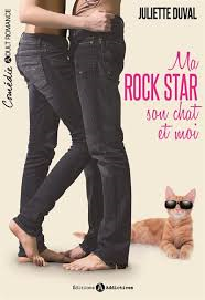 MA ROCK STAR SON CHAT ET MOI
