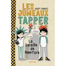 LES JUMEAUX TAPPER LA BATAILLE DE NEW YORK
