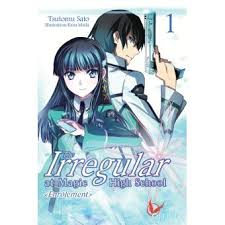 THE IRREGULAR AT MAGIC HIGHT SCHOOL