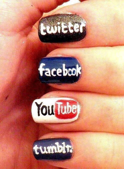 Twitter, Facebook, you tube, tumblr. ?