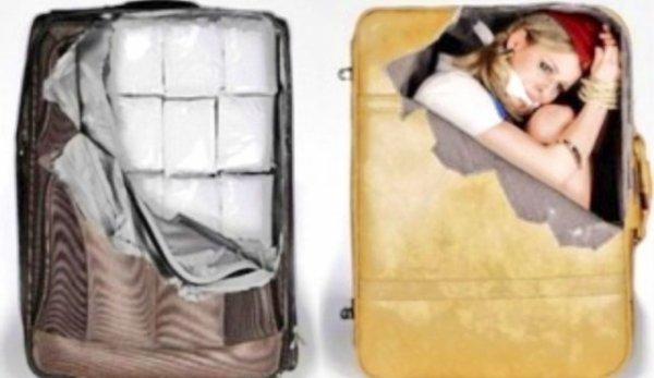 Sticker pour valise