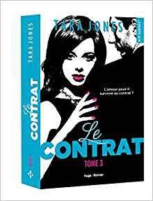 Le contrat tome 3 - Tara Jones