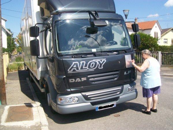 camion a mon papa
