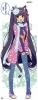 Présentation° Kagami Hiiragi [Personnage principal]