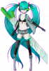 présentation° Konata Izumi [Personnage principal]