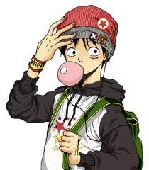 Présentaion° Mugiwara + Akio [Personnages secondaires]