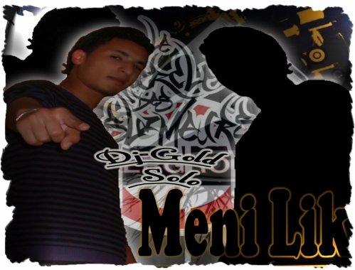 Dj Gold -_-  Meni Lik  [ 2011]